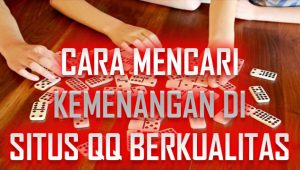 Benefit Asli Dari Hasil Betting Domino QQ