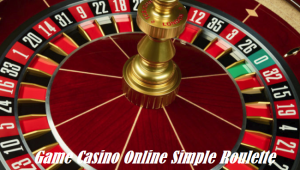 Game Casino Online Simple Roulette